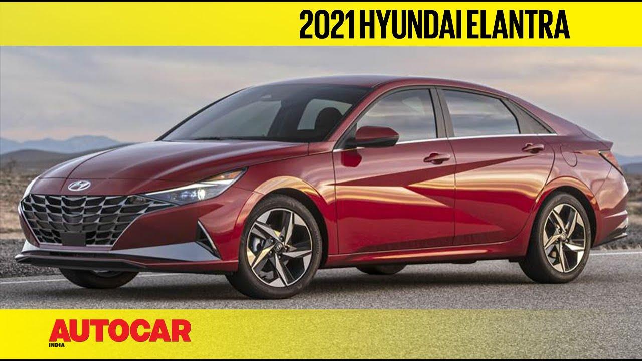 Hyundai Elantra (2021) Price, First Look, Design, Features ...